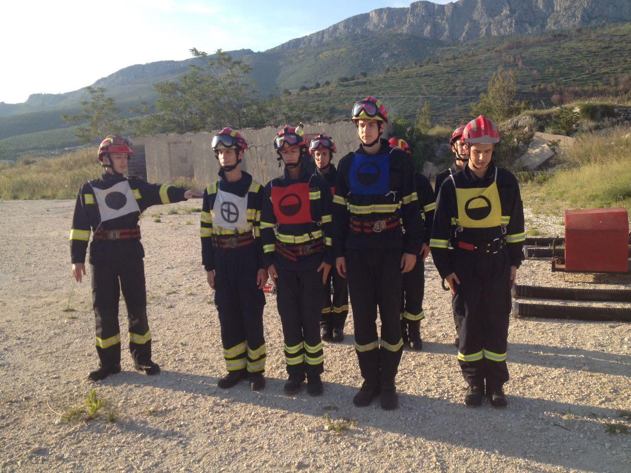 Osposobljeni novi vatrogasci