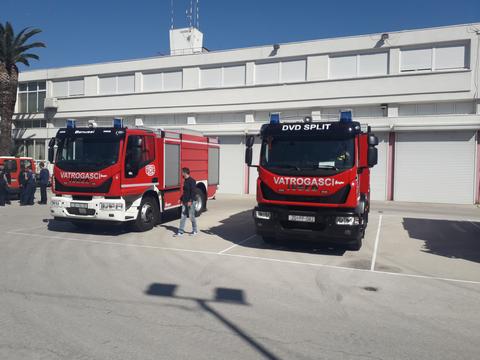 Nova vatrogasna vozila – cisterne